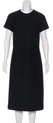DSQUARED2 Short Sleeve Midi Dress