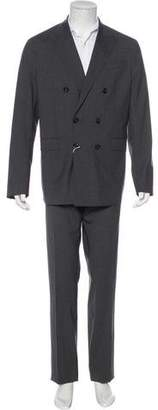 DSQUARED2 Double-Breasted Wool Suit w/ Tags