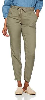 Dorothy Perkins Women's Twill Trousers,(Size: 14)