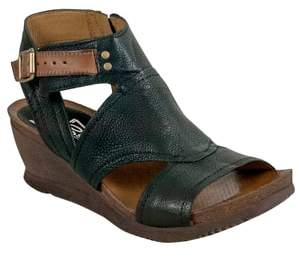 Miz Mooz Scout Wedge Sandal