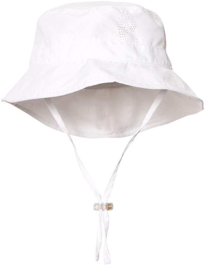 Reima White Tropical Sunhat