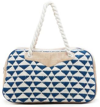 Getaway Fabric Weekender $89.95 thestylecure.com