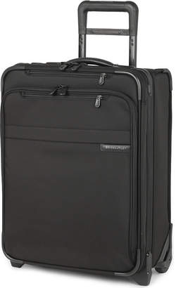 71f8f9250b52 Briggs   Riley Baseline International carry-on expandable upright suitcase  51cm