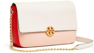 Chelsea Color-Block Convertible Chain Shoulder Bag