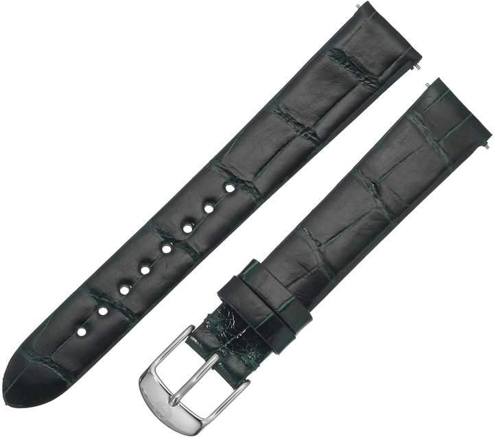 Michele Women's MS16AN010300 Analog Display Green Watch Band