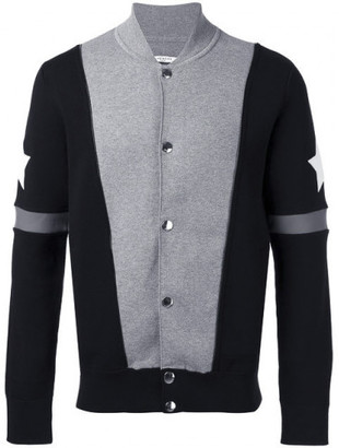 Givenchy stars and stripe knitted cardigan $1,520 thestylecure.com