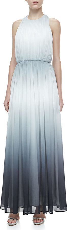 Alice + Olivia Jinny Ombre Maxi Dress