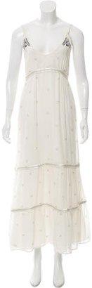 Alice by Temperley Sleeveless Midi Dress $95 thestylecure.com