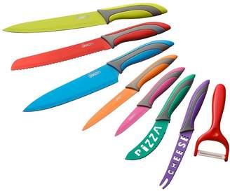 Swan 8-piece Knife Box Set