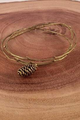 Alkemie Jewelry Branch Bangles