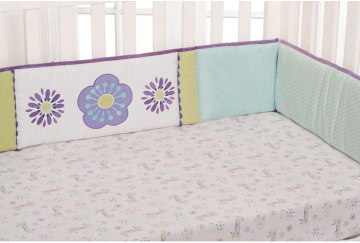 Carter'sCarter's® Zoo Collection 4-Piece Crib Bumper