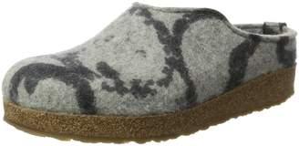 Haflinger Women slippers Grizzly Onda grey, 711061 0 4