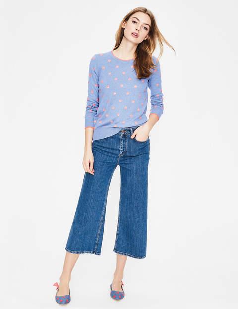 Die York Jeans mit verkürztem Schnitt