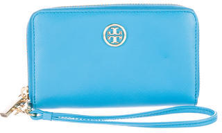 Tory Burch Tory Burch Leather Robinson Wallet