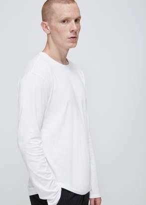 Issey Miyake Long Sleeve Bio T-shirt