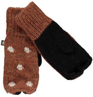 Sale - Bambi Alpaca Wool Baby Mittens - Oeuf NYC