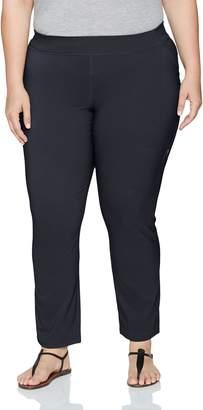 Columbia Women's Plus Sizeback Beauty Skinny Leg Pant Back