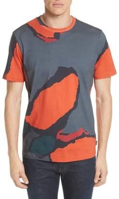 Paul Smith Multicolor Print T-Shirt