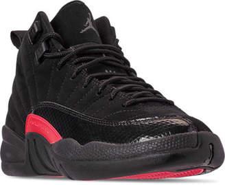 Nike Girls' Grade School Air Jordan Retro 12 (3.5y-9.5y) Basketball Shoes