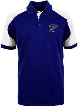 Antigua Men's St. Louis Blues Century Polo Shirt