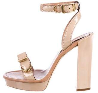Stella McCartney Vegan Platform Sandals