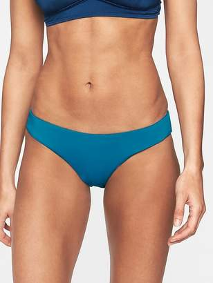 Athleta High-Cut Leg Reversible Bikini Bottom
