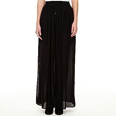 Mng By Mango® Maxi Skirt