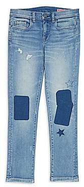 Blank NYC Girl's Iced Tea Patch Jeans