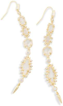 Kendra Scott Leandra Shoulder Duster Earrings