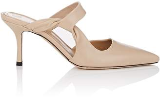 Women's Gala Twist Leather Mules