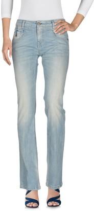 Manila Grace DENIM Denim pants - Item 42591318RF
