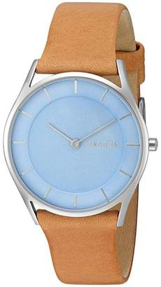 Skagen SKW2451 Stainless Steel Quartz 34mm Womens Watch