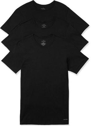 Men's Calvin Klein Slim Fit 3-Pack Cotton T-Shirt $39.50 thestylecure.com