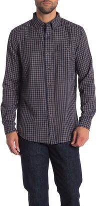 Weatherproof Checkered Regular Fit Shirt