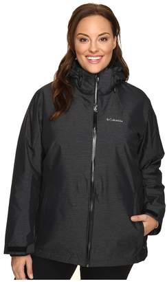Columbia Plus Size Whirlibirdtm Interchange Jacket Women's Coat