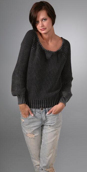 Charlotte Ronson Sweatshirt Sweater