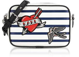 Karl Lagerfeld Captain Crossbody Bag