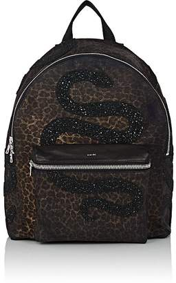 Amiri Men's Canvas Backpack