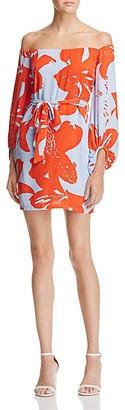 Bardot Camilla Off-The-Shoulder Dress $99 thestylecure.com