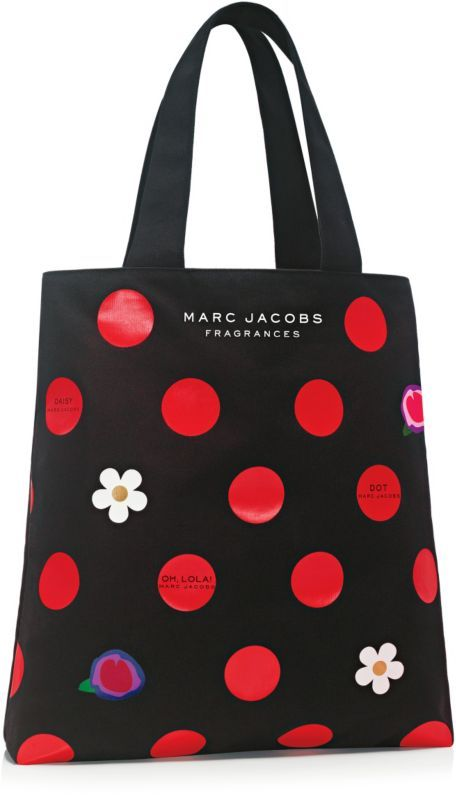 Marc Jacobs FREE Tote Bag w/any $76 Marc Jacobs' fragrance purchase