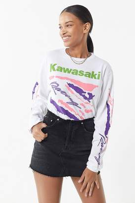 Junk Food Clothing Kawasaki Long Sleeve Tee