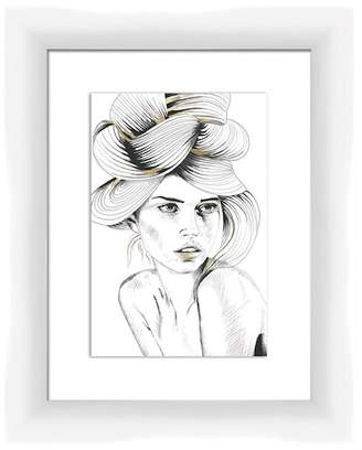 PTM Images Abundance of Beauty Framed Giclee Print