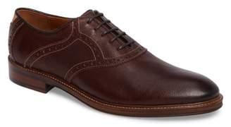 Johnston & Murphy Warner Saddle Shoe