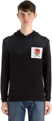 Kent & Curwen K.c 1926 Hooded Cotton Sweatshirt
