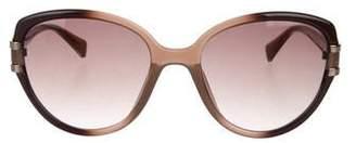 Diane von Furstenberg Gwen Gradient Sunglasses