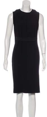 Fendi Sleeveless Knee-Length Dress
