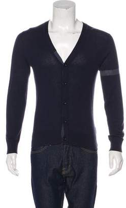 Theory Cashmere & Silk Button-Up Cardigan