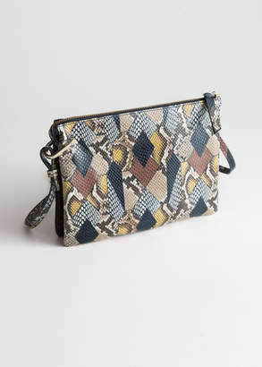And other stories Medium D-Ring Crossbody