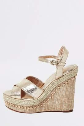 2341b5b703a Wedge Strap Shoe -sandal - ShopStyle UK