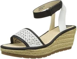 Fly London Women's Ekal Wedge Sandal (41 (US 10-10.5), )